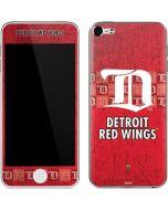 Detroit Red Wings Vintage Apple iPod Skin