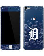 Detroit Tigers - Cap Logo Blast Apple iPod Skin
