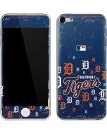 Detroit Tigers - Primary Logo Blast Apple iPod Skin