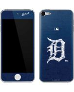 Detroit Tigers - Solid Distressed Apple iPod Skin