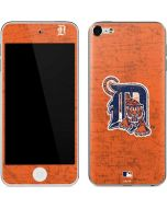 Detroit Tigers- Alternate Solid Distressed Apple iPod Skin