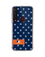 Detroit Tigers Full Count Moto G8 Plus Clear Case
