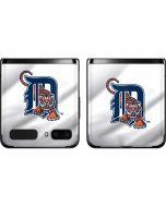Detroit Tigers Home Jersey Galaxy Z Flip Skin