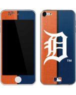 Detroit Tigers Split Apple iPod Skin