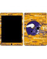Minnesota Vikings - Blast Apple iPad Air Skin