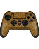 Diamond Gold Glitter PlayStation Scuf Vantage 2 Controller Skin