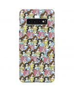 Disney Princesses Galaxy S10 Plus Lite Case