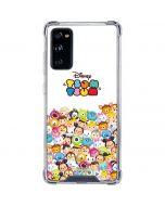 Disney Tsum Tsum Galaxy S20 FE Clear Case