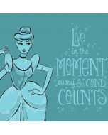 Cinderella Live in the Moment Apple iPad Skin