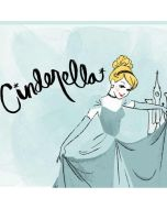 Cinderella Curtsy Yoga 910 2-in-1 14in Touch-Screen Skin