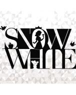Snow White Chromatic Apple iPad Skin