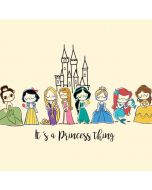 Its A Princess Thing iPhone 8 Pro Case