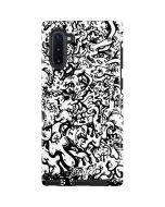 Dissolution - Black Galaxy Note 10 Pro Case