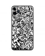 Dissolution - Black iPhone 11 Pro Max Skin