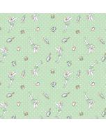 Tinker Bell Trinkets Pattern iPhone 8 Pro Case