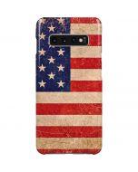Distressed American Flag Galaxy S10 Plus Lite Case