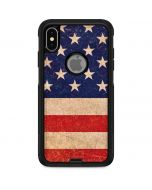 Distressed American Flag Otterbox Commuter iPhone Skin