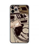 DJ Spinning iPhone 11 Pro Max Skin