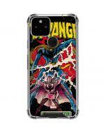 Doctor Strange Hail The Master Google Pixel 5 Clear Case