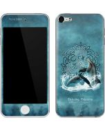 Dolphin Celtic Knot Apple iPod Skin