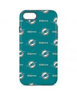 Miami Dolphins Blitz Series iPhone 8 Pro Case