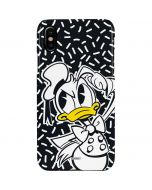 Donald Duck Thinking iPhone XS Max Lite Case