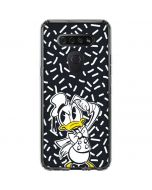 Donald Duck Thinking LG K51/Q51 Clear Case