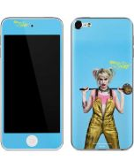 Dont Mess With Harley Quinn Apple iPod Skin
