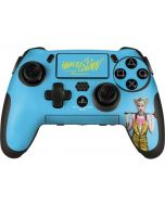 Dont Mess With Harley Quinn PlayStation Scuf Vantage 2 Controller Skin