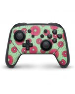 Donuts Nintendo Switch Pro Controller Skin
