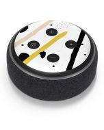 Dots and Dashes Amazon Echo Dot Skin