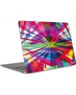 Double Rainbow Apple MacBook Air Skin