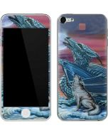 Dragon and the Wolf Apple iPod Skin