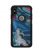 Dragon and the Wolf Otterbox Commuter iPhone Skin