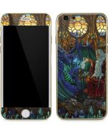 Dragon and Wizard Playing Chess iPhone 6/6s Skin