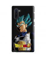 Dragon Ball Super Vegeta Galaxy Note 10 Pro Case