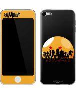 Dragon Ball Z Combat Apple iPod Skin