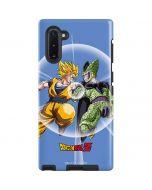 Dragon Ball Z Goku & Cell Galaxy Note 10 Pro Case