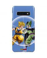 Dragon Ball Z Goku & Cell Galaxy S10 Plus Lite Case