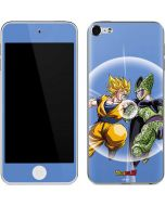 Dragon Ball Z Goku & Cell Apple iPod Skin