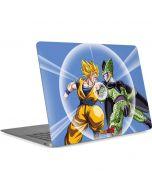 Dragon Ball Z Goku & Cell Apple MacBook Air Skin