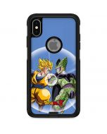 Dragon Ball Z Goku & Cell Otterbox Commuter iPhone Skin