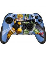 Dragon Ball Z Goku & Cell PlayStation Scuf Vantage 2 Controller Skin