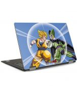 Dragon Ball Z Goku & Cell Dell XPS Skin