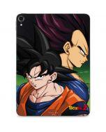 Dragon Ball Z Goku & Vegeta Apple iPad Pro Skin
