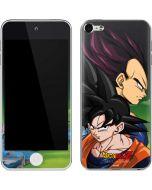 Dragon Ball Z Goku & Vegeta Apple iPod Skin