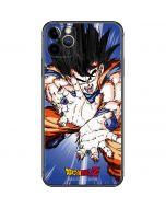 Dragon Ball Z Goku Blast iPhone 11 Pro Max Skin