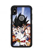 Dragon Ball Z Goku Blast Otterbox Commuter iPhone Skin