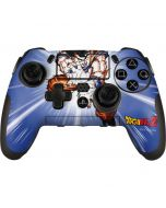 Dragon Ball Z Goku Blast PlayStation Scuf Vantage 2 Controller Skin