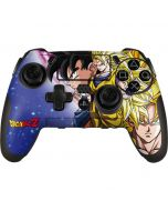 Dragon Ball Z Goku Forms PlayStation Scuf Vantage 2 Controller Skin